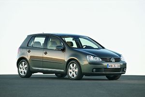 Volkswagen Golf 5 то, что надо